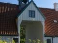 Porthuset Hallingsskov gamle vej til Truø- af Henrik Saandvig Fløytrup
